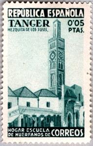 Tánger (sello República)