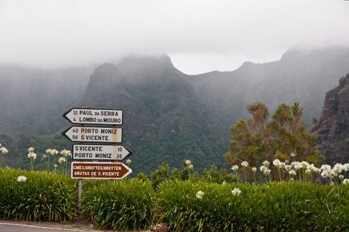 Senderos de Madeira