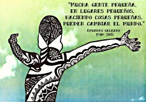 cartel Galeano
